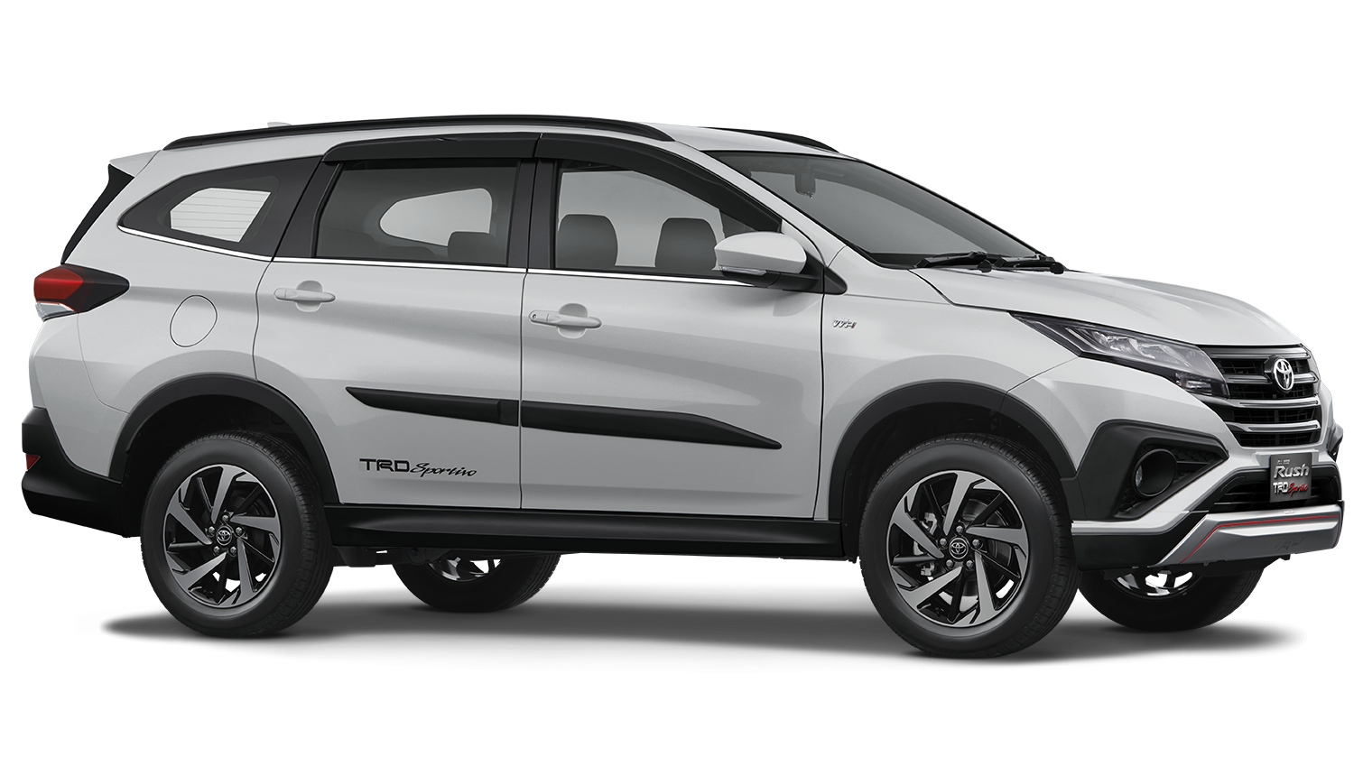 All New Toyota Rush 2017 Indonesia >> New 2018 Toyota Rush SUV makes debut in Indonesia Image 742841