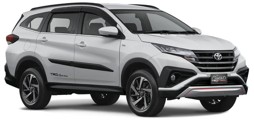 New 2018 Toyota Rush SUV makes debut in Indonesia Image #742842
