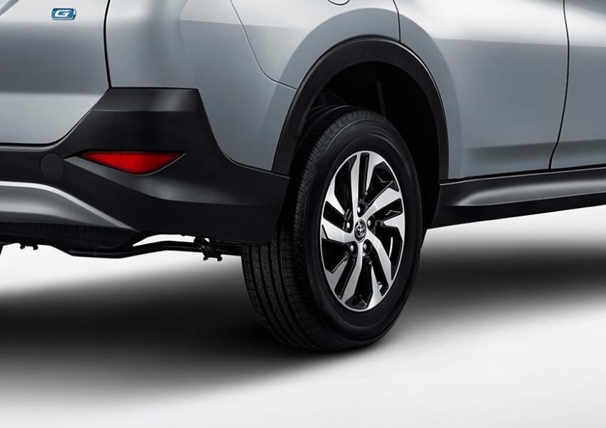 Toyota Rush 2018 buat kemunculan sulung global di Indonesia – 1.5L Dual VVT-i, tujuh-tempat duduk Image #742758