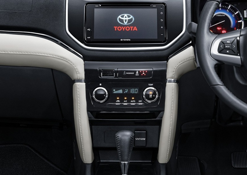 New 2018 Toyota Rush SUV makes debut in Indonesia Image #742815