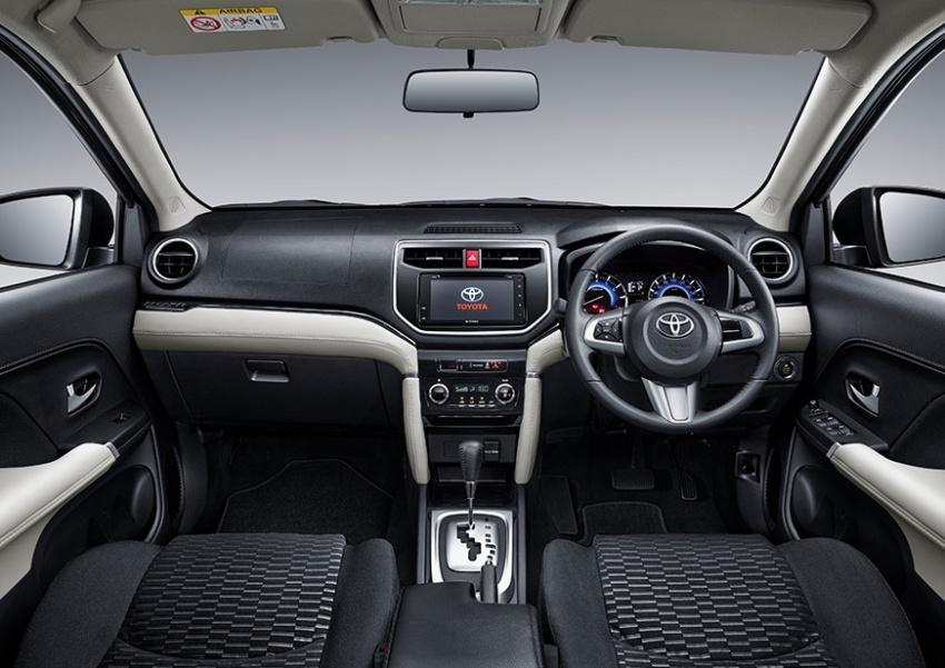 Toyota Rush 2018 buat kemunculan sulung global di Indonesia – 1.5L Dual VVT-i, tujuh-tempat duduk Image #742761