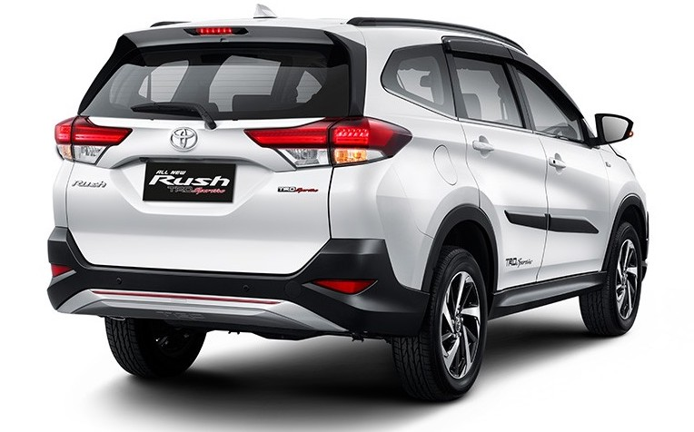 New 2018 Toyota Rush SUV makes debut in Indonesia Image #742819