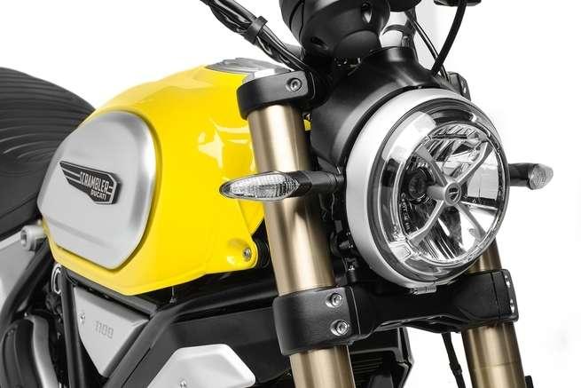 2018 Ducati Scrambler 1100 will be shown at EICMA Image #733216