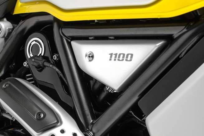 2018 Ducati Scrambler 1100 will be shown at EICMA Image #733220