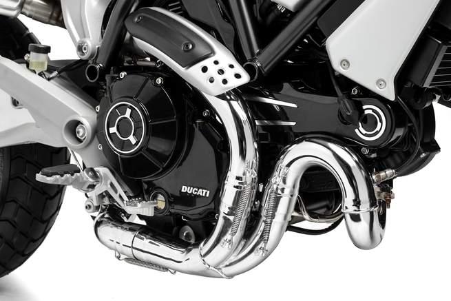 2018 Ducati Scrambler 1100 will be shown at EICMA Image #733225