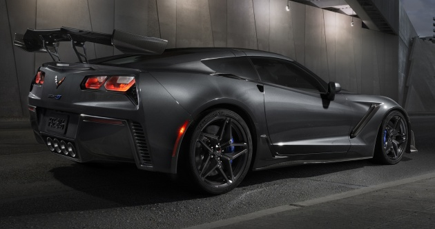Chevrolet Corvette Zr1 Aims For Nurburgring Record