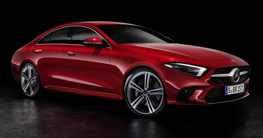 2019 Mercedes-Benz CLS debuts with new straight-six Image #745646