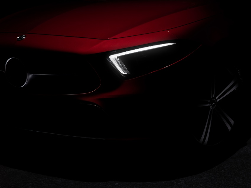 2019 Mercedes-Benz CLS debuts with new straight-six Image #745664