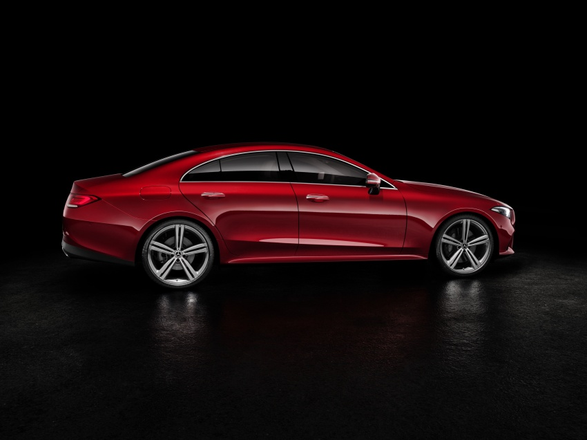 2019 Mercedes-Benz CLS debuts with new straight-six Image #745647
