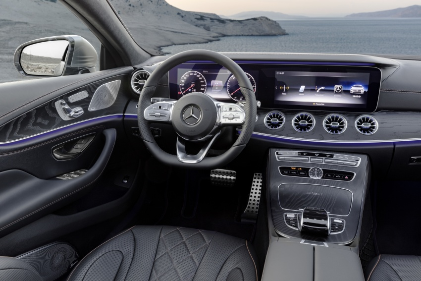2019 Mercedes-Benz CLS debuts with new straight-six Image #745677