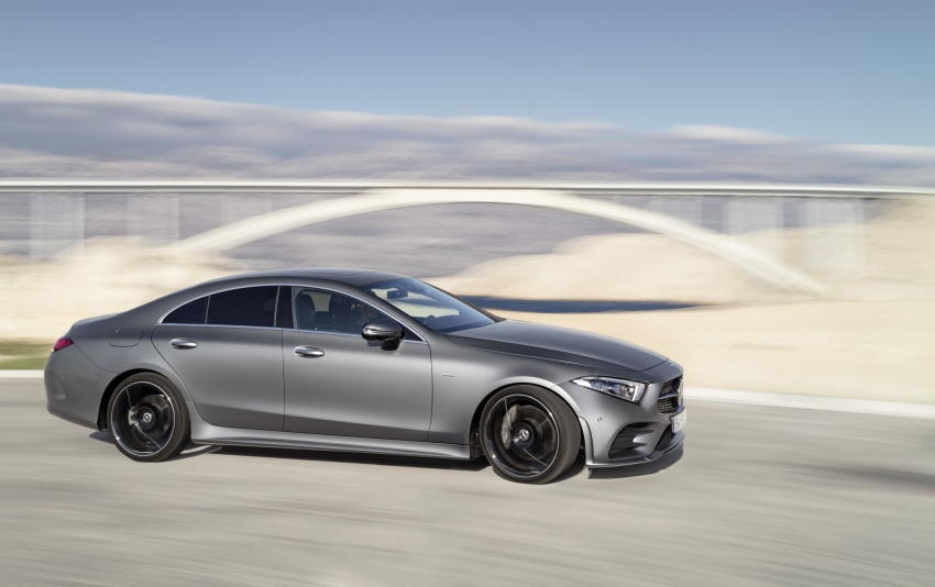 2019 Mercedes-Benz CLS debuts with new straight-six Image #745679