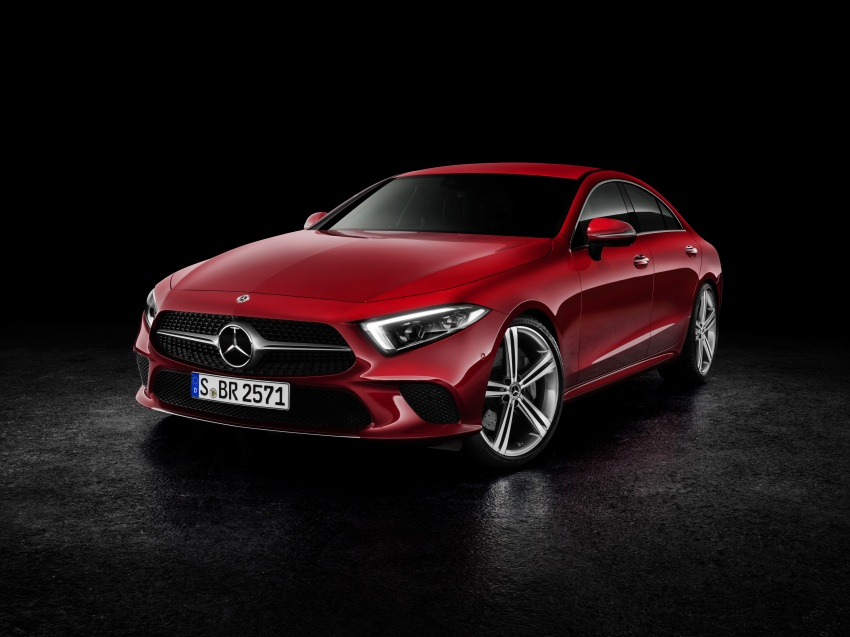 2019 Mercedes-Benz CLS debuts with new straight-six Image #745648
