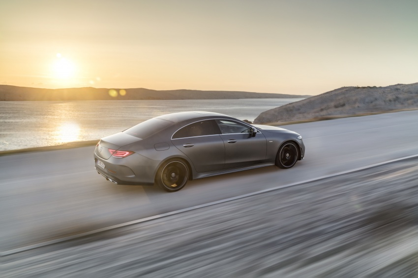 2019 Mercedes-Benz CLS debuts with new straight-six Image #745683