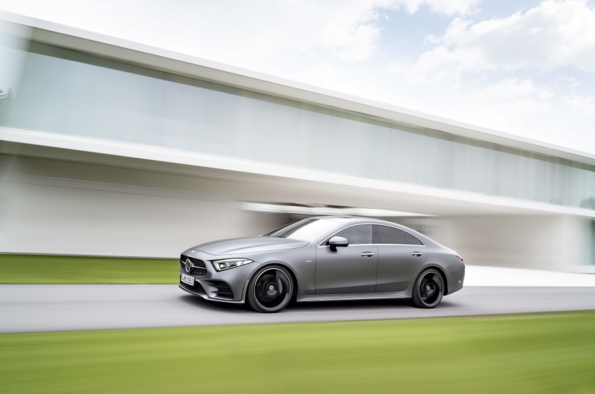 2019 Mercedes-Benz CLS debuts with new straight-six Image #745684