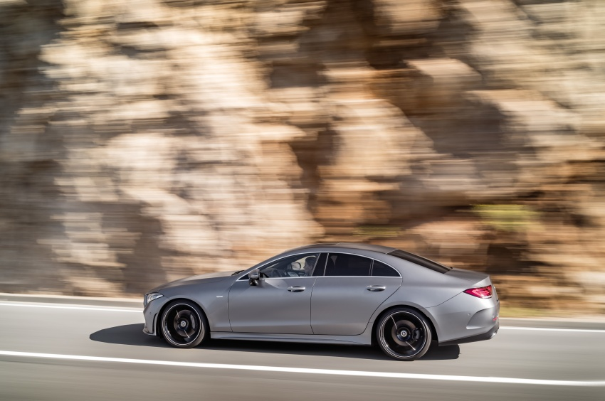 2019 Mercedes-Benz CLS debuts with new straight-six Image #745685