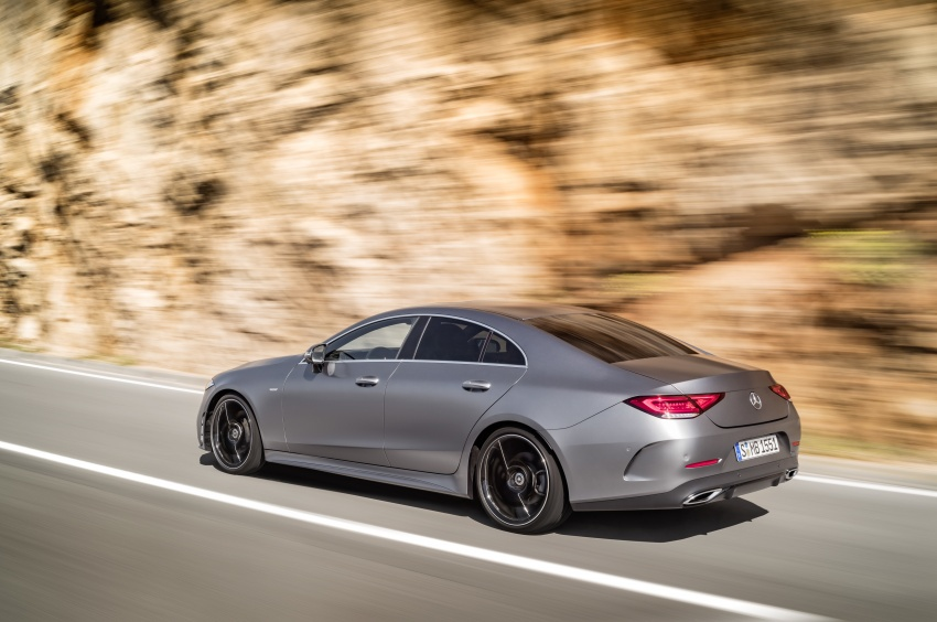 2019 Mercedes-Benz CLS debuts with new straight-six Image #745689