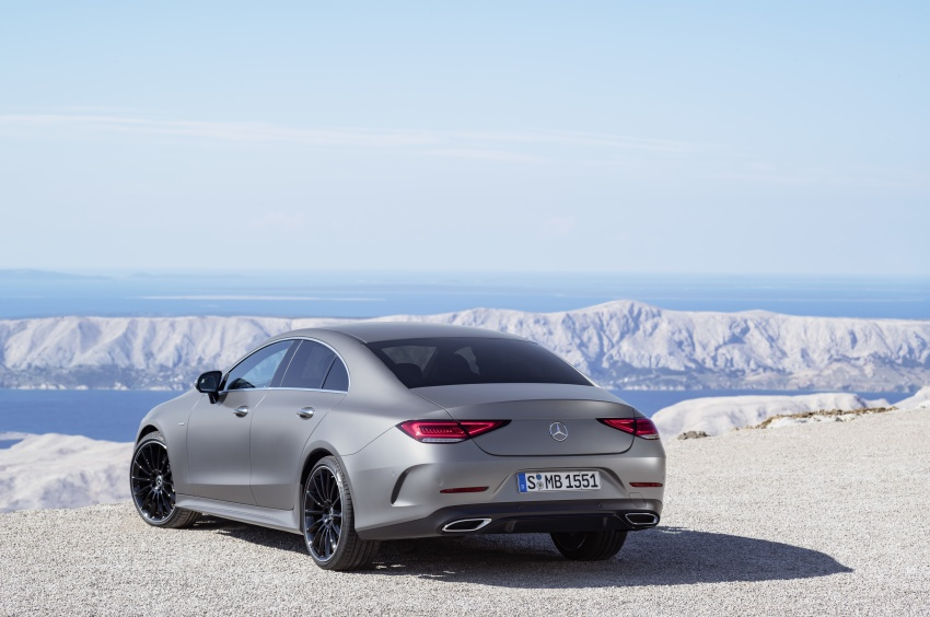 2019 Mercedes-Benz CLS debuts with new straight-six Image #745696