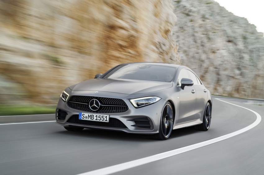 2019 Mercedes-Benz CLS debuts with new straight-six Image #745702