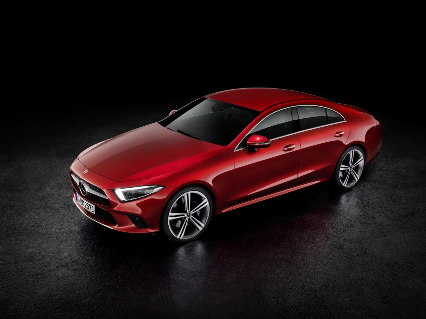 2019 Mercedes-Benz CLS debuts with new straight-six Image #745650