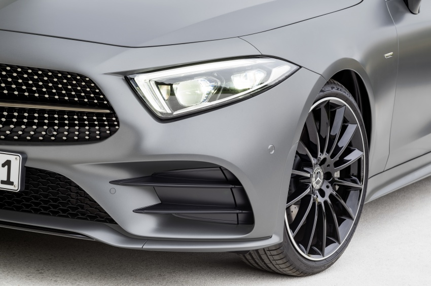 2019 Mercedes-Benz CLS debuts with new straight-six Image #745705