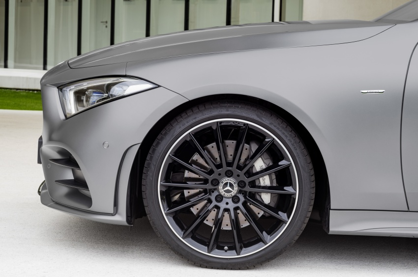 2019 Mercedes-Benz CLS debuts with new straight-six Image #745706