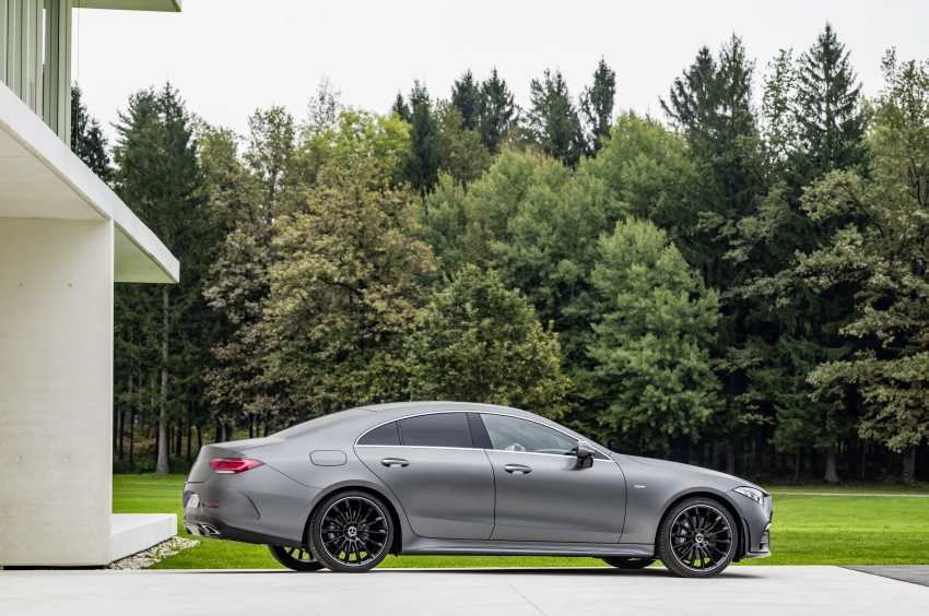 2019 Mercedes-Benz CLS debuts with new straight-six Image #745707