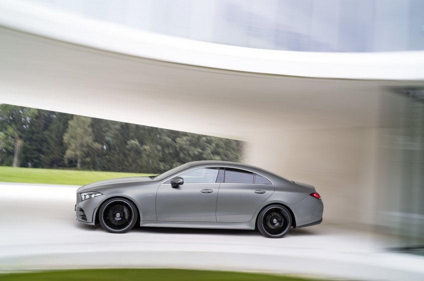 2019 Mercedes-Benz CLS debuts with new straight-six Image #745708