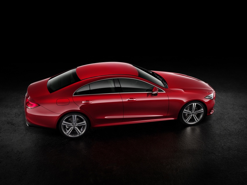 2019 Mercedes-Benz CLS debuts with new straight-six Image #745654
