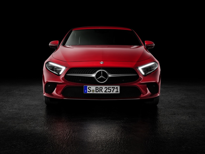 2019 Mercedes-Benz CLS debuts with new straight-six Image #745655