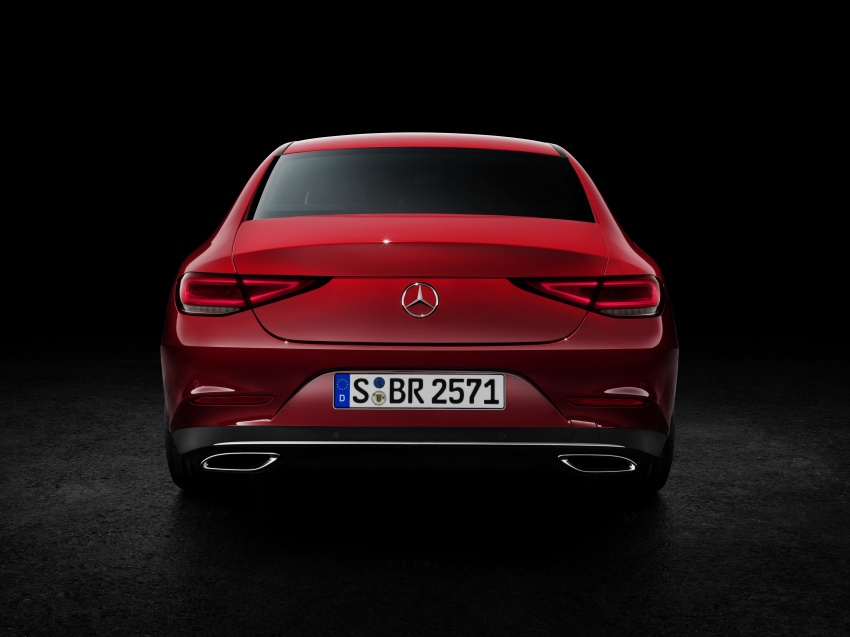 2019 Mercedes-Benz CLS debuts with new straight-six Image #745656