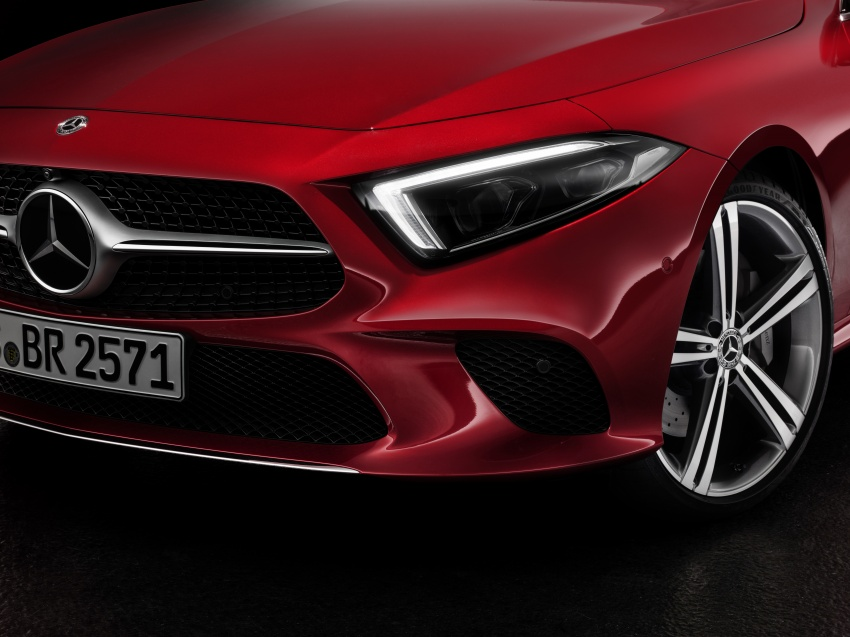 2019 Mercedes-Benz CLS debuts with new straight-six Image #745657