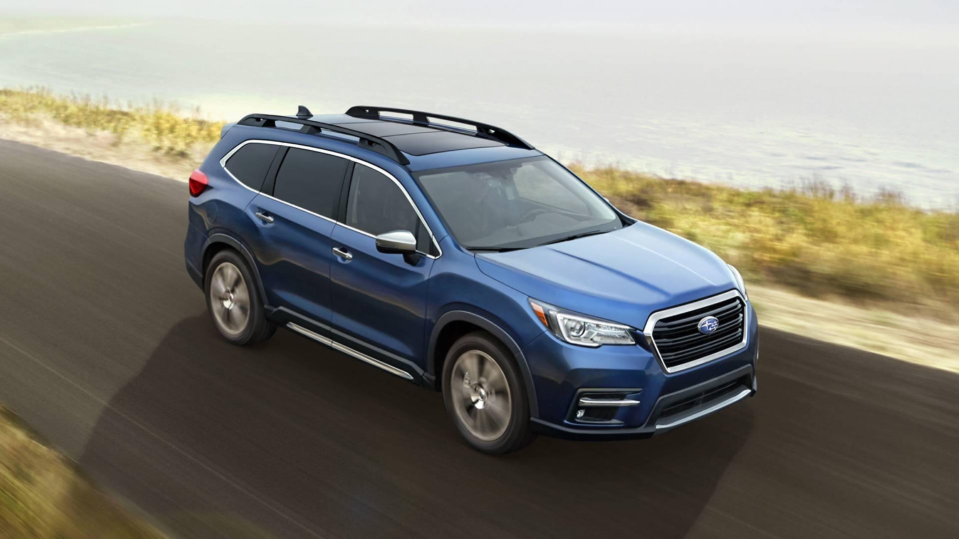Subaru Suv 2017 >> Subaru Ascent 2019 – SUV 8-tempat duduk diperkenal Paul Tan - Image 745487