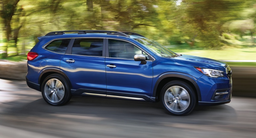 2019 Subaru Ascent – eight-seat SUV makes its debut Image #745120
