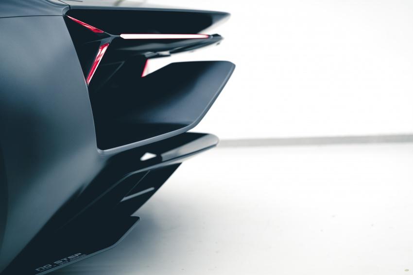Lamborghini Terzo Millennio – future-forward supercar Image #734700