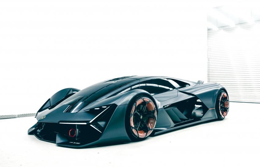 Lamborghini Terzo Millennio – future-forward supercar Image #734701
