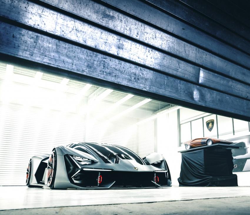 Lamborghini Terzo Millennio – future-forward supercar Image #734707