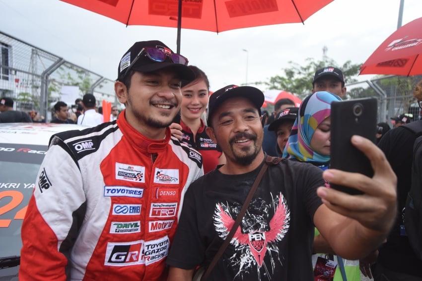 Toyota Gazoo Racing festival – thrills, spills at MAEPS Image #744150