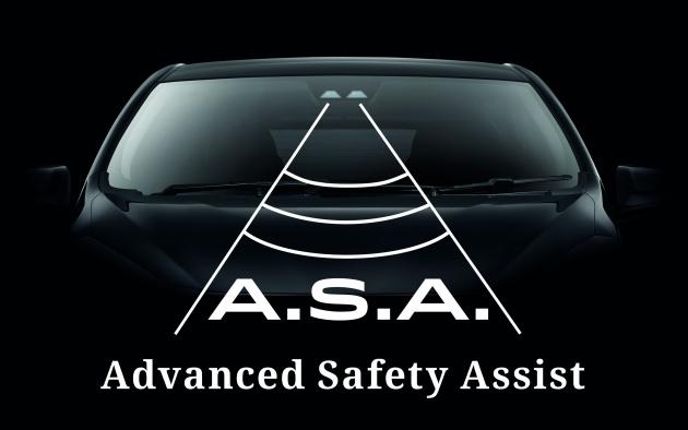 Perodua myvi 2018 apa itu 39 advanced safety assist 39 - Apa itu walk in closet ...