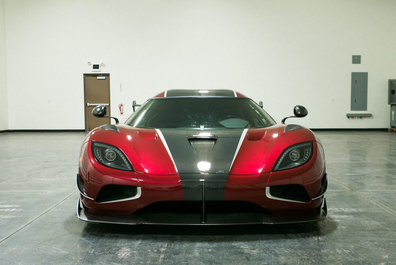 World S Fastest Car Koenigsegg Agera R
