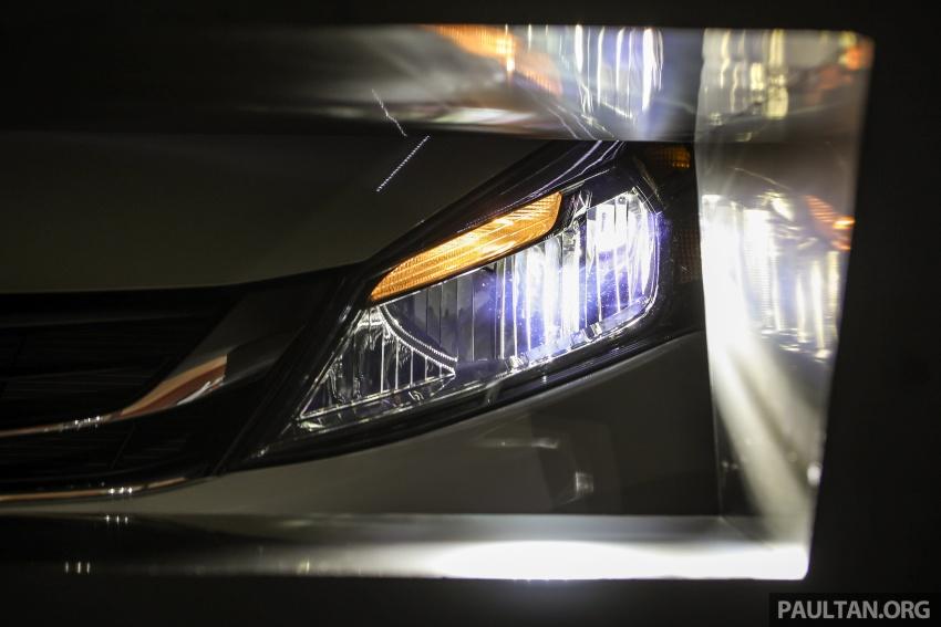 Perodua Myvi 2018 buat penampilan umum pertama Image #735057