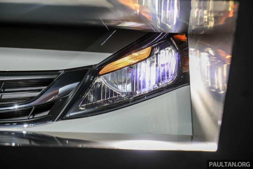 New Perodua Myvi makes public debut in Malaysia Image #735011