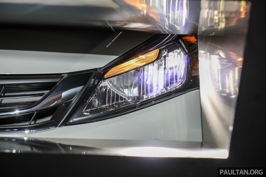 Perodua Myvi 2018 buat penampilan umum pertama Image #735059