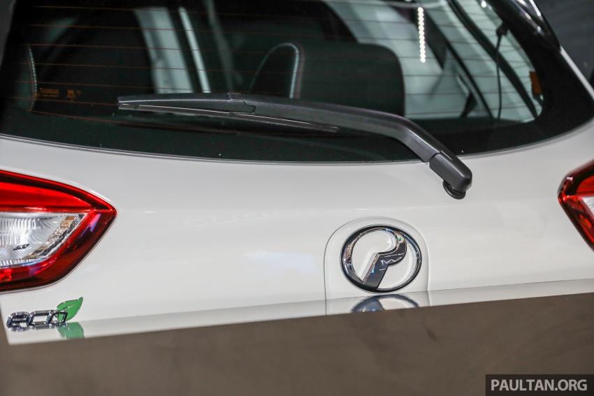 New Perodua Myvi makes public debut in Malaysia Image #735019
