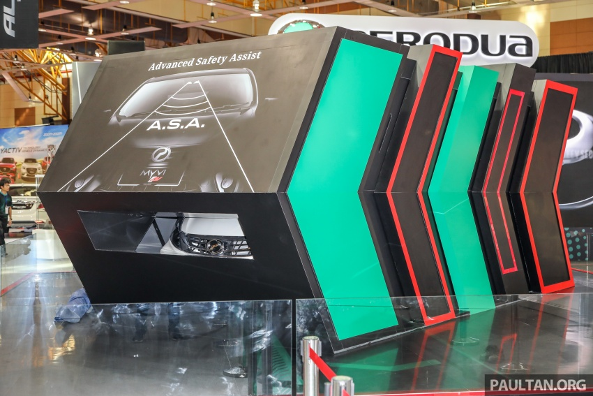 Perodua Myvi 2018 buat penampilan umum pertama Image #735032