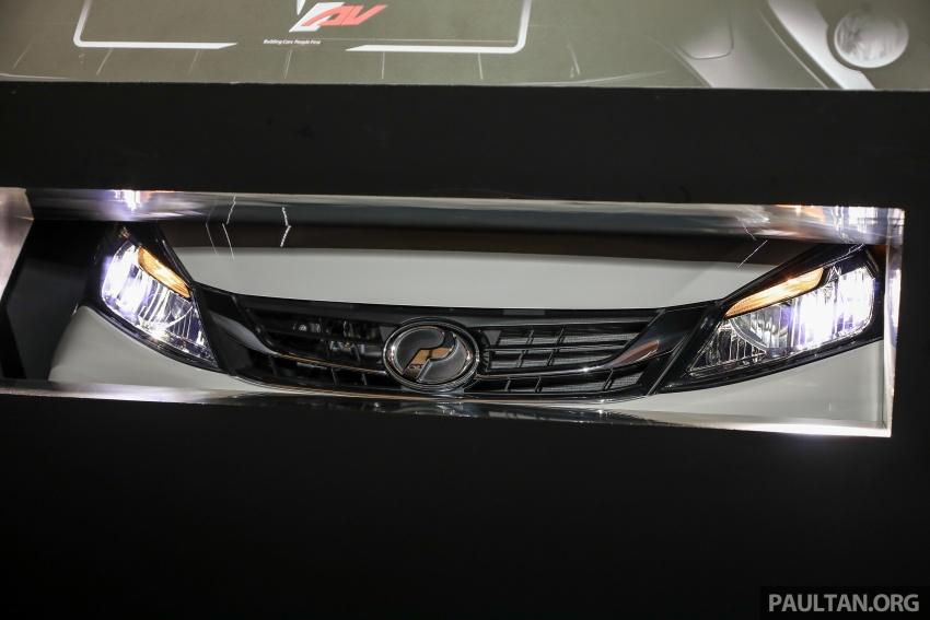 New Perodua Myvi makes public debut in Malaysia Image #735008
