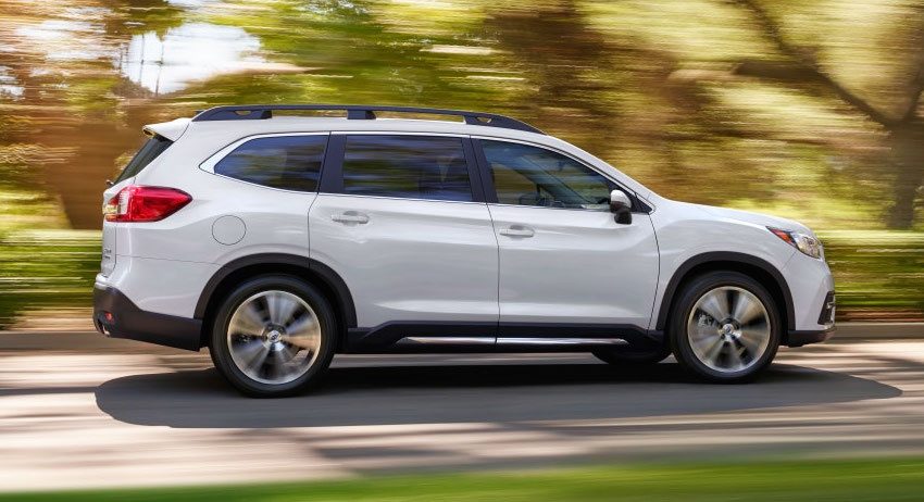 2019 Subaru Ascent – eight-seat SUV makes its debut Image #745131