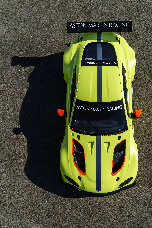 New Aston Martin Racing Vantage Gte For Wec 2018 Paul Tan