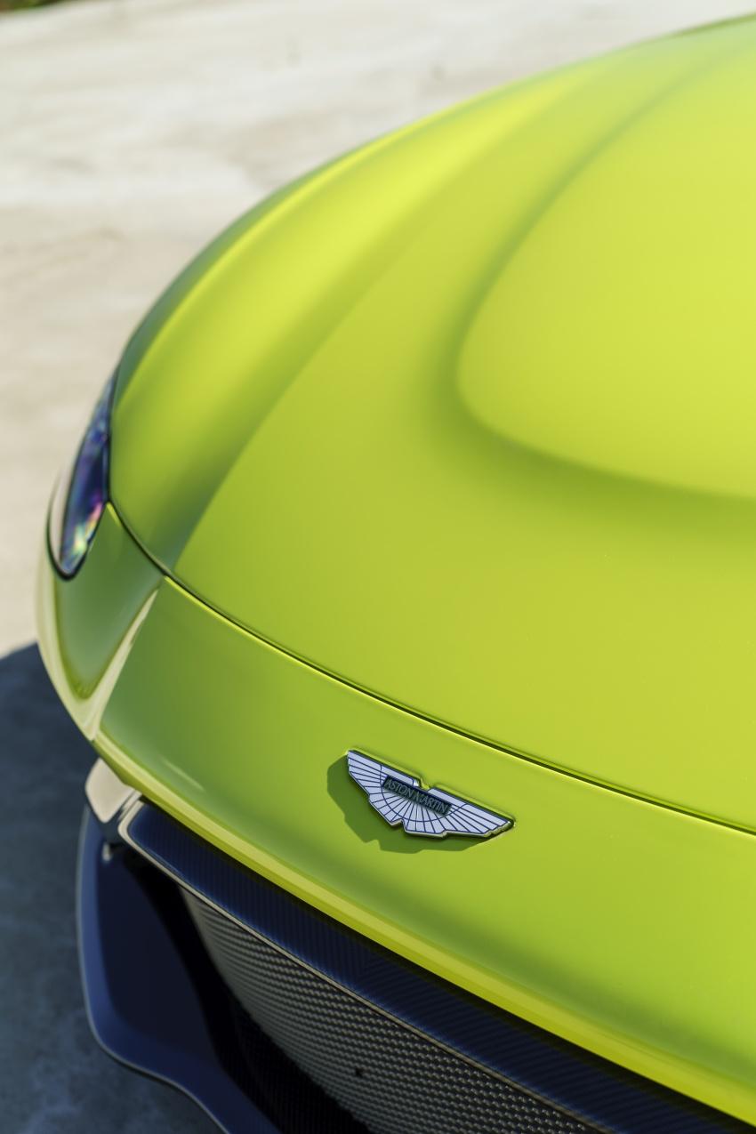 2018 Aston Martin Vantage revealed, packs 510 PS Image #742028