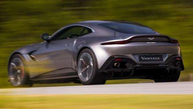 Aston Martin Vantage Revealed Packs PS - 2018 aston martin