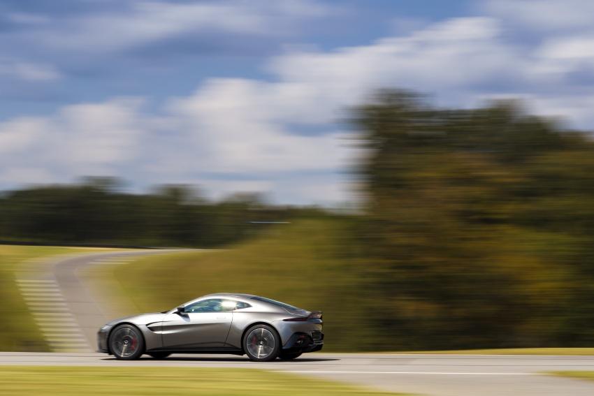2018 Aston Martin Vantage revealed, packs 510 PS Image #742044